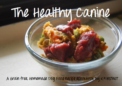 The healthy canine ecookbook 25 grain free homemade dog food recipes the healthy canine ecookbook is a collection of nutritionally balanced and complete homemade dog food recipes there are 25 grain free recipes that provide forumfinder Image collections
